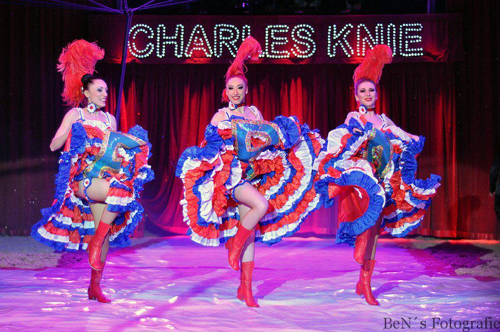 Ballett vom Zirkus Charles Knie