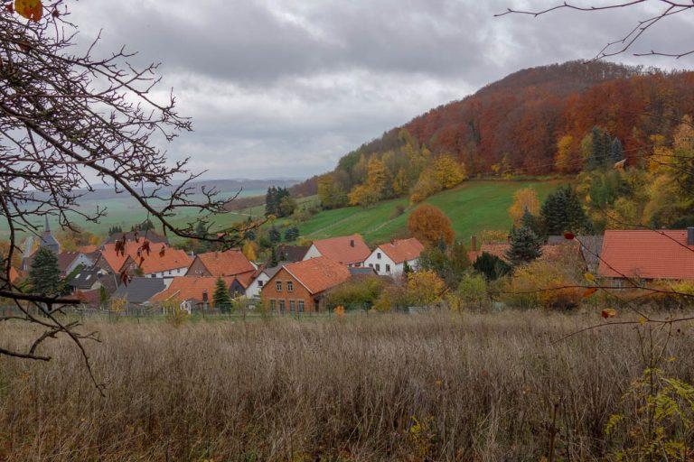 Blick auf Marienhagen