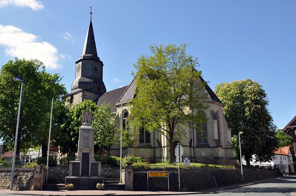 Ev Lutherische Kirche