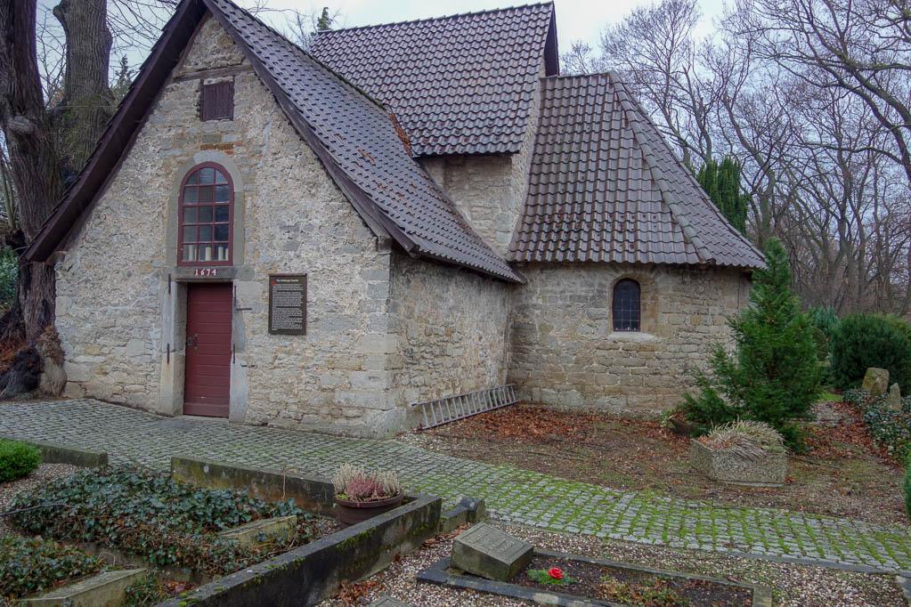 Die Feldberger Kapelle