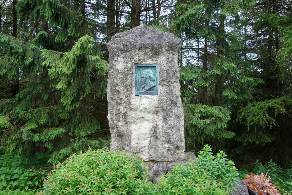 Wilhelm-Raabe-Gedenkstein